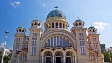 Agios Andreas in Patras