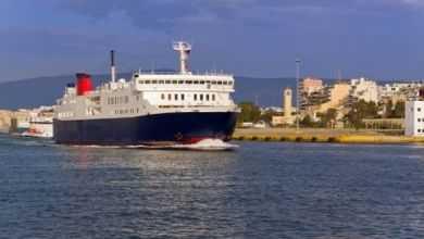 Fähren in Griechenland