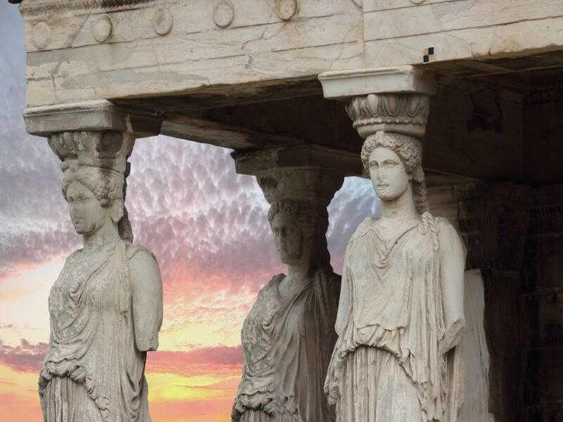 Berühmte antike Persönlichkeiten