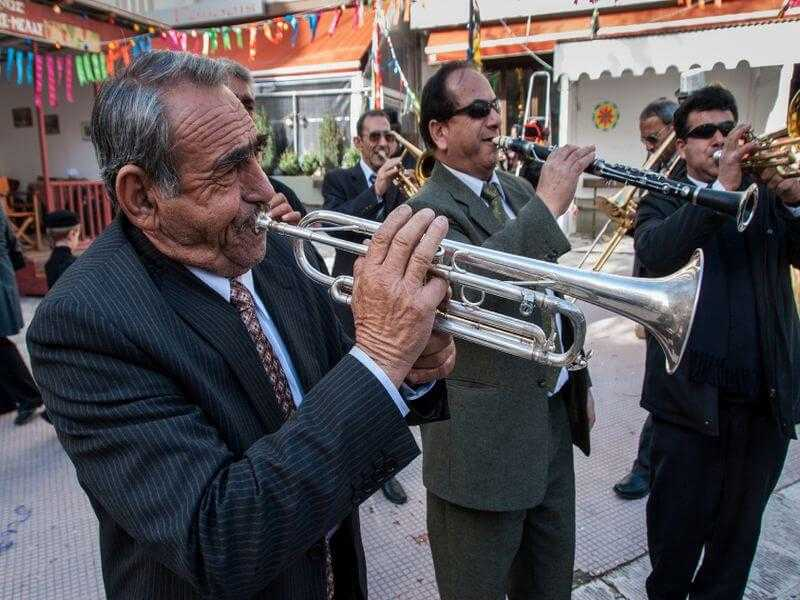 Musik in Griechenland