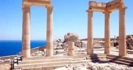 Ruinen von Rhodos