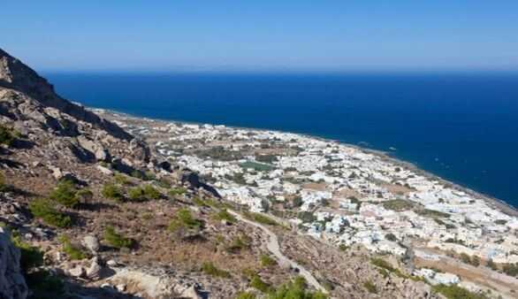 Topografie Griechenlands